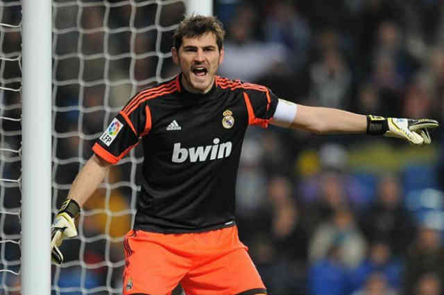 The world class goalkeeper Casillas has been replaced by Diego Lopez as many see as that
