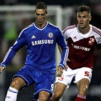 Torres performed well with a goal and assist against Swindon