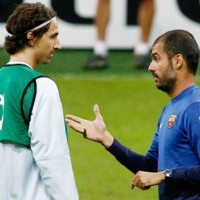 Zlatan Ibrahimovic says Pep Guardiola 'is not a man'
