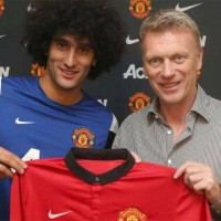 Moyes completes Fellaini panic buy