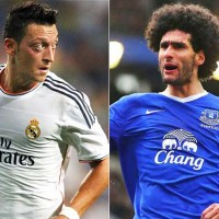 Ozil or Fellaini?