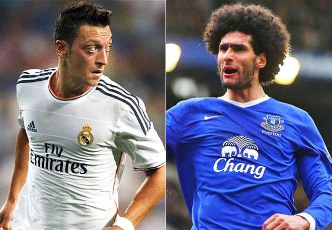 Fellaini vs Ozil - who is the better signing?