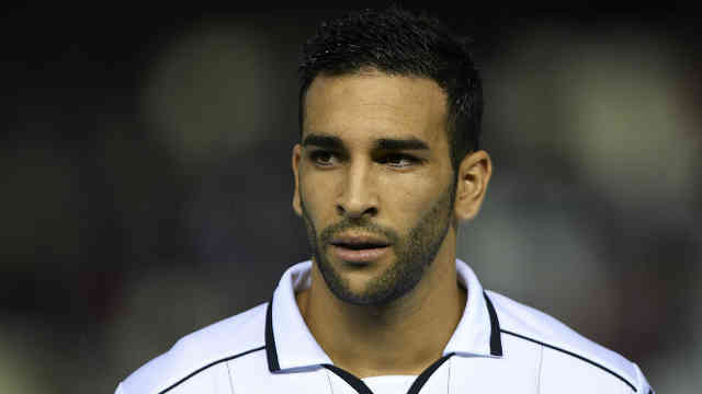 Adil Rami could be joining the AC Milan in January