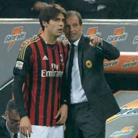 Allgeri pleased with AC Milan and Kaka!