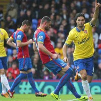 Crystal Palace 0 : 2 Arsenal Highlights