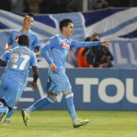 Marseille 1 : 2 Napoli Champions League Highlights