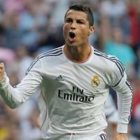 Ronaldo on a rampage!