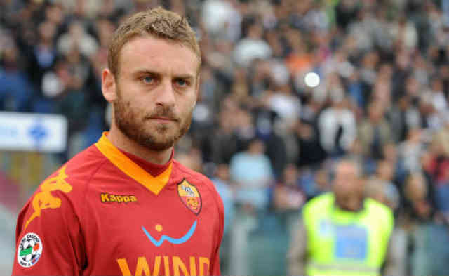 Daniel De Rossi has brought back his passion to stay in Roma after having doubts to stay with the team