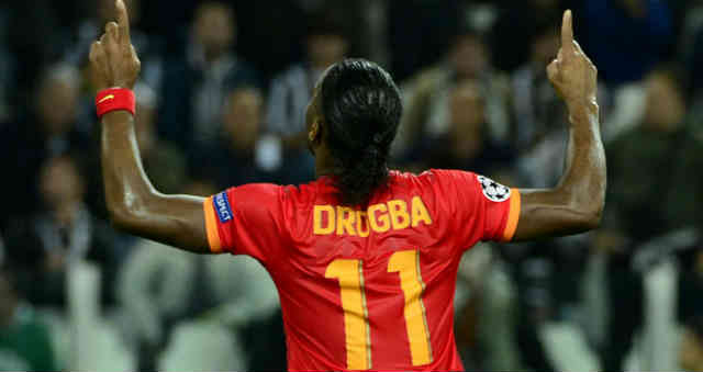 Didier Drogba seals the Turkish side with an amazing goal