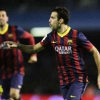 Celta Vigo 0 : 3 Barcelona Highlights