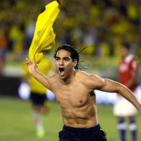 Falcao came to the rescue with two amazing goals putting his country with a draw