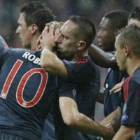 Bayern Munich 5 : 0 FC Plzen Champions League Highlights