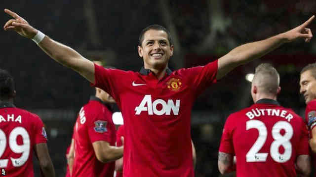 Hernandez is back in form as he gives Manchester United hope