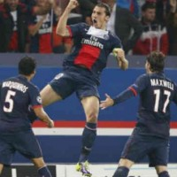 Ibrahimovic had a good night with scoring two goals