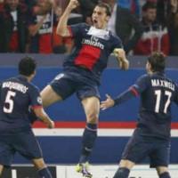 Paris St. Germain 3 : 0 Benfica Champions League Highlights