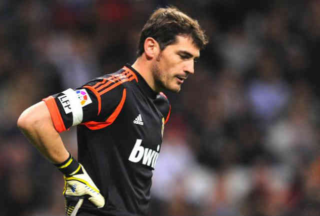Iker Casillas could leave Real Madrid and go join the Gunners