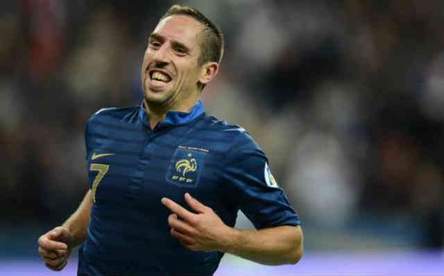 Jean-Pierre Papin believes that Franck Ribery deserves to win the Ballon d'Or