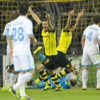Borussia Dortmund 3 : 0 Marseille Champions League Highlights