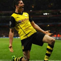 Arsenal 1 : 2 Borussia Dortmund Champions League Highlights