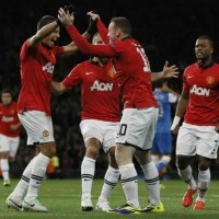 Manchester United 1 : 0 Real Sociedad Champions League Highlights
