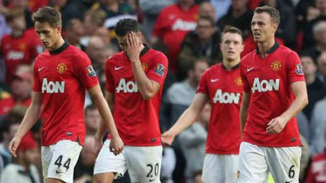 Manchester United shocked with the defeat against Southampton on the weekend