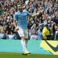 Manchester City 3 : 1 Everton Highlights
