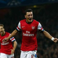 Arsenal 2 : 0 Napoli Champions League Highlights