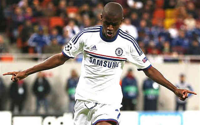 Ramires gets his hat trick at the Champions League