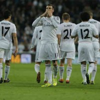 Real Madrid go with a massive bang against Sevilla