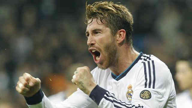 Serigo Ramos encourages his team to stay united
