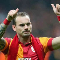 Sneijder does not think of leaving the Turkish club