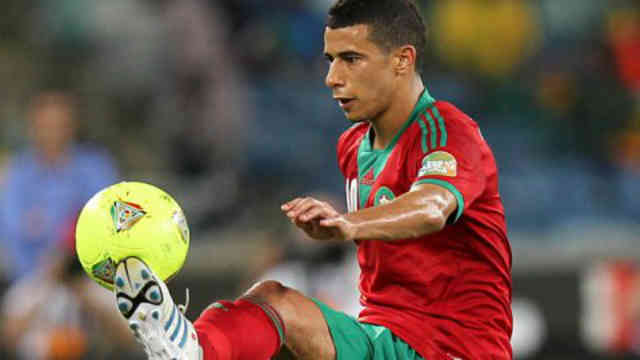 Younes Belhanda who is playing for Dynamo Kiev dreams of playing for the English League