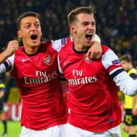 Borussia Dortmund 0 : 1 Arsenal Champions League Highlights