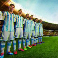 Argentina new Jersey for World Cup 2014