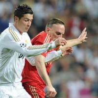 Ronaldo vs Ribery