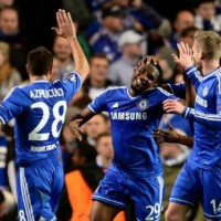 Chelsea 3 : 0 Schalke 04 Champions League Highlights