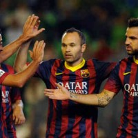 Real Betis 1 : 4 Barcelona Highlights
