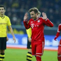 Gotze scores and yet gives respect for his old team without celebrating