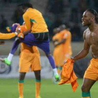 Senegal 1 : 1 Ivory Coast World Cup Qualifiers Highlights