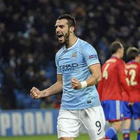 Manchester City 5 : 2 CSKA Moscow Champions League Highlights