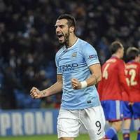 Manchester City 5 : 2 CSKA Moscow Champions League Highlights