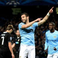 Manchester City 4 : 2 FC Plzen Champions League Highlights