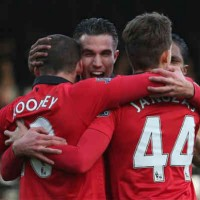 Fulham 1 : 3 Manchester United Highlights