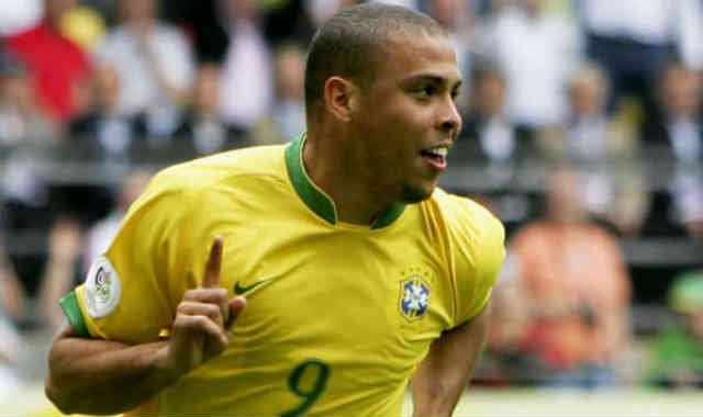 Ronaldo believes taht either Brazil, Germany or Spain could lift the World Cup in Brazil