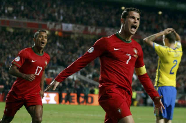 Ronaldo seals the game with his last goal putting Portugal through to the World Cup