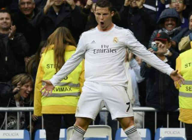 Ronaldo showed against Real Sociedad who was boss