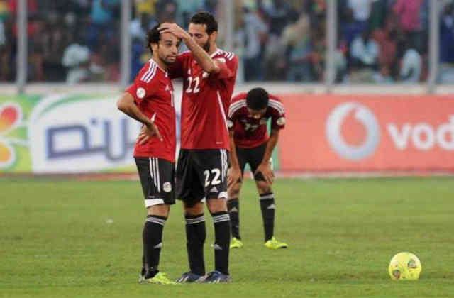 Salah and Abou Treika dissapointed for not making the World Cup