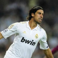 Sami Khedira could be moving to Manchester United if they can seal a deal in the Winter Transfer Window