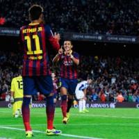 Barcelona 1 : 0 Espanyol Highlights