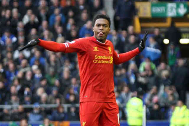 Sturridge saves Liverpool and brings them a draw against Everton